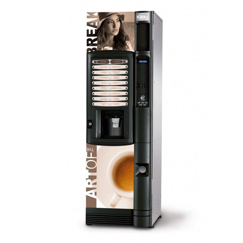 kávéautomata kihelyezés