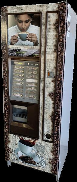 Kávéautomata, Kávégép